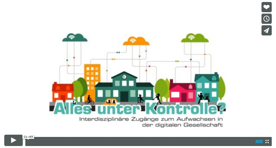 Alles unter Kontrolle? First Sight zur 14. Interdisziplinären Tagung am 28.11.2014 #IdT14