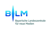 Logo der Bayerischen Landeszentrale für neue Medien